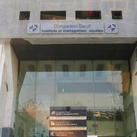 Durgadevi Saraf Institute of Management Studies | Mumbai