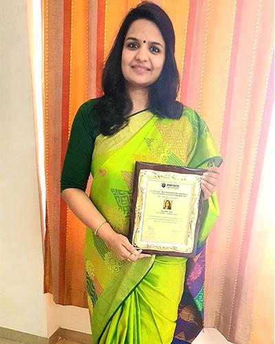 Dr. Shaphali Gupta