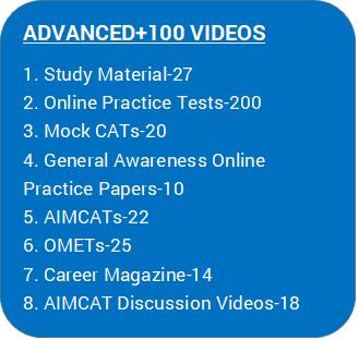 Advance + 100 videos