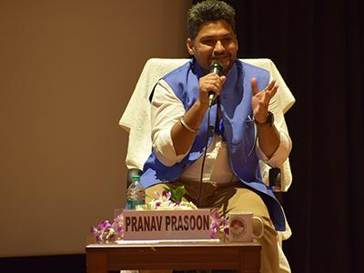 Mr. Pranav Prasoon