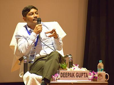 Mr. Deepak Gupta