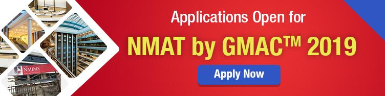 NMAT Application form