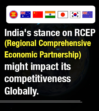 India's stance on RCEP