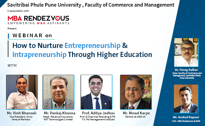 How to Nurture Entrepreneurship & Intrapreneurship Through Higher Education